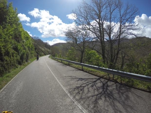 Uphill on the peaceful N-VI