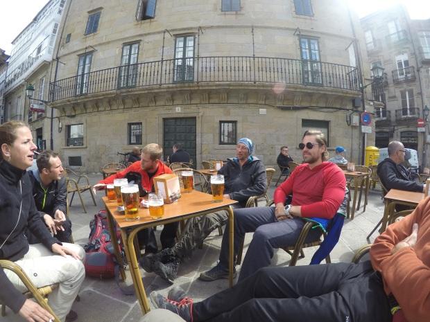 Camino crew