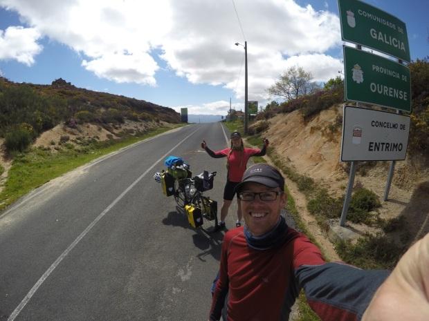 Spanish border, yay!