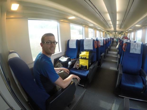 Train Dave!