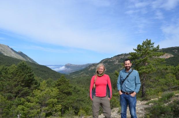 Me with Jordi Palau