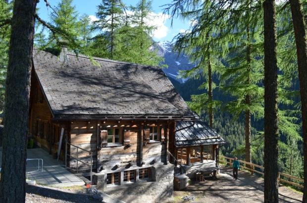 Hut Cluozza