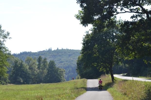 Road bike track