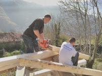 Chainsawing to fit