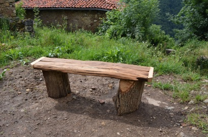 Lovely bench