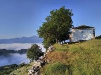 Initial destination - hermitage